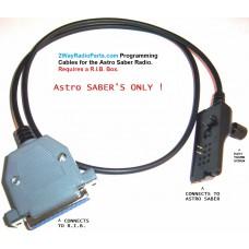 1625 - Astro Saber Radio to RIB Programming Cable