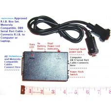 925crd - Motorola Radio RIB Box for Motorola Radio Programming