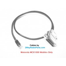 mcx1000 - High Quality Radio to R.I.B. 3 ft. Programming Cable (Requires a RIB Box)