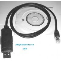 kwd4usb -   USB Programming Cable KPG-46/KPG46 type for Kenwood Mobile Radios