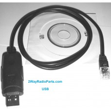kwd4usb -   USB Programming Cable KPG-46/KPG46 type for Kenwood Mobile Radios