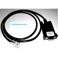 kwd8232 - RS232 Serial Port Programming Cable 8 pin RJ45 type for Kenwood Mobile Radios (KPG-46/KPG-46U/KPG46)