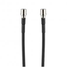 CB000091A03 - Motorola CABLE, COAXIAL,QMA PLUG TO MINI-UHF JACK CONNETOR