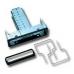RLN4781A RLN4781 - Motorola CDM Series Mobile Direct in Dashboard Mounting Kit