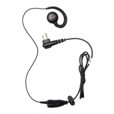 PMLN6532A PMLN6532 - Motorola Mag One Swivel Earpiece with inline mic and PTT