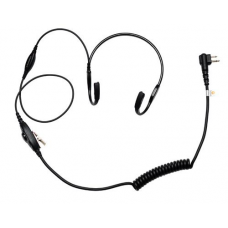 PMLN6541A PMLN6541 - Motorola Lightweight Temple Transducer Headset with inline microphone and PTT