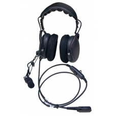 PMLN5731A PMLN5731 - Motorola Over-the-Head Heavy Duty Headset with Boom Mic