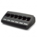 WPLN4221B WPLN4221 - MotoTRBO Multi-Unit IMPRES Charger - With Display - UK PLUG
