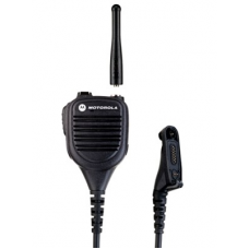 PMMN4042B PMMN4042 - Motorola Public Safety Microphone with Enhanced Audio - 24 inch cable