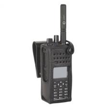 PMLN5842A PMLN5842 - Motorola Hard Leather Carry Case 2.5in Swivel LKP FKP