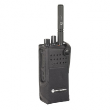 PMLN5845A PMLN5845 - Motorola Nylon Carry Case 3in Fixed PLAIN