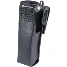 PMLN5330C PMLN5330 - Motorola APX7000 Leather Carry Case with 2.75in Swivel Loop