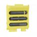 KT000243A01 - Motorola Assembly, Grille, Speaker – Yellow