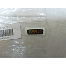 PMDN4005AR PMDN4005 - Motorola BPR40 NAMEPLATE