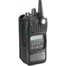 PMLN5334A PMLN5334 - Motorola CP185 Soft Leather Case, Limited Keypad