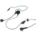 PMLN5808A PMLN5808 - Mag One Behind-the-head-style Receiver with Boom Microphone and in-line PTT