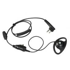 HKLN4599B HKLN4599 - Motorola Surveillance Kit with D-Ring Earpiece - 2 PIN