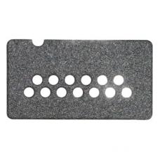 1385905Z01 - Escutcheon, Universal Connector PK/10