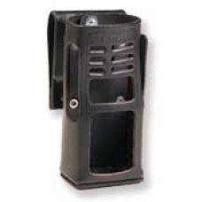 HLN9694A HLN9694 - Standard Leather DTMF Case with Swivel for use with NiCd and NiMH batteries.