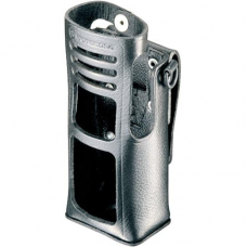 HLN9698A HLN9698 - Leather DTMF Case with Belt Loop, for use with NiMH and NiCd batteries