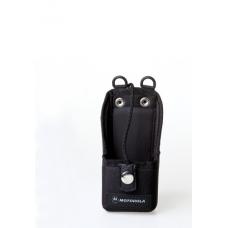 HLN9701B HLN9701 - Motorola Nylon Case with Belt Loop with NiCd, NiMH, and Li-ion batteries.