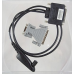 RKN4075C RKN4075 - Motorola OEM WARIS Series Portable Ribless Programming Cable
