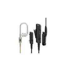 PMLN8084A PMLN8084 - Motorola 3-Wire Surv Kit with Transparent Tube GCAI-mini