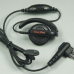 PMLN4443AB PMLN4443 - Mag One Ear Receiver with In-Line Microphone and Push-to-Talk / VOX Switch