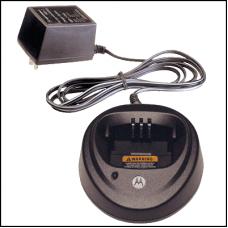 PMPN4173A PMPN4173 WPLN4138 - Motorola Desktop Rapid 90-Min. Charger w/SMPS - CP200/PR400
