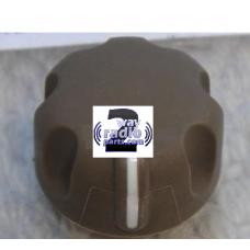 3675581B02 - Motorola Knob, Volume, SRX2200, Brown