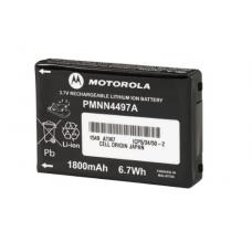 PMNN4497AR PMNN4497 - Motorola Lithium Ion Battery, 1800 mAh for CLS Series