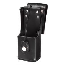 NNTN4115A NNTN4115 - Motorola High Activity Swivel Leather Carry Case w/ 3in Swivel Belt Loop