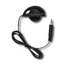 BDN6719A BDN6719 - Motorola Flexible Ear Receiver with 3.5mm Threaded Plug