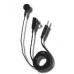 BDN6780A BDN6780 - Motorola Pellet Style Earpiece with Microphone and PTT