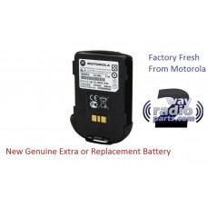 PMNN4461 PMNN4461A - Genuine New Replacement, Extra Battery for the Motorola RLN6554 / RLN6562  Wireless mic Kit