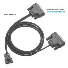 AARKN4083A AARKN4083 - Motorola PROGRAM / TEST CABLE W/MANUAL